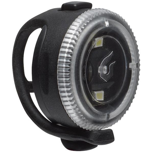 【送料無料】 ブラックバーン(Blackburn) ヘッドライト(電池) クリックフロント ブラック 12個セット