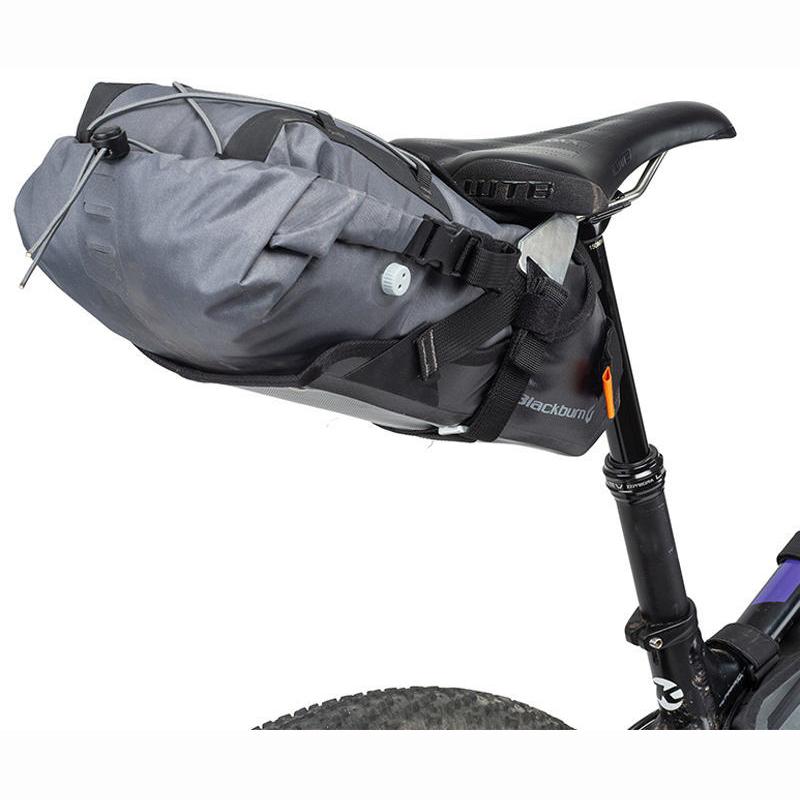 送料無料 ブラックバーン(Blackburn) サイクルバッグ アウトポストエリート ユニバーサルシートパック&ドライバッグ