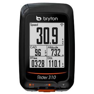 送料無料 BRYTON(ブライトン) GPSサイクルコンピューター Rider310E