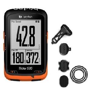 送料無料 BRYTON(ブライトン) GPSサイクルコンピューター Rider530D