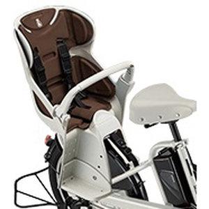 【送料無料】 ブリヂストン bikke専用 リヤチャイルドシート RCS-BIK4 ホワイト