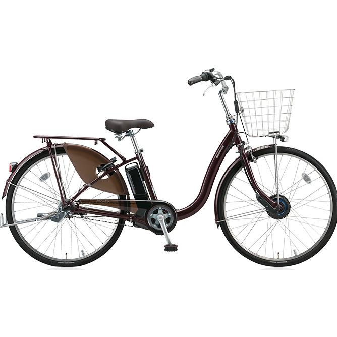 【送料無料】 ブリヂストン フロンティアDX F6DB38 F.Xカラメルブラウン 26インチ 電動自転車【2018年モデル】【完全組立済自転車】 【北海道、九州、沖縄、離島は送料別】