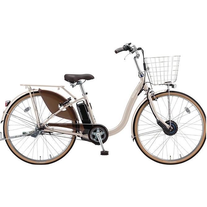 【送料無料】 ブリヂストン フロンティアDX F6DB38 E.Xクリームアイボリー 26インチ 電動自転車【2018年モデル】【完全組立済自転車】 【北海道、九州、沖縄、離島は送料別】