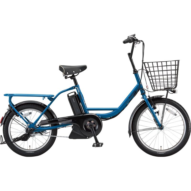 流行に  【防犯登録サービス中】ブリヂストン 電動自転車 電動自転車 アシスタファインミニ A0BC18 E.Xティールブルー【2019年モデル】 A0BC18【完全組立済自転車】, Pet's Park:ffa4e6fe --- canoncity.azurewebsites.net