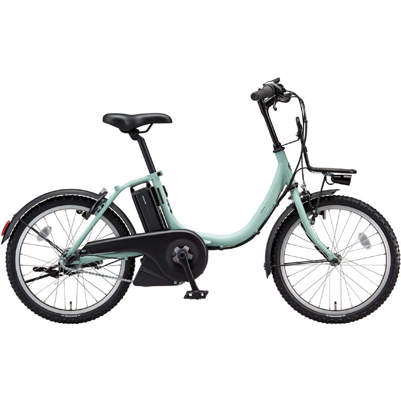 ブリヂストン 電動自転車 アシスタ ユニ A2UC38 TXGRYSHミント 【2019年モデル】【完全組立済自転車】