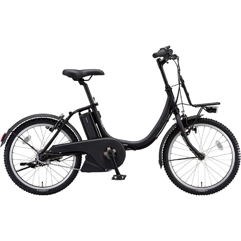 ブリヂストン 電動自転車 アシスタ ユニ A2UC38 T.Xクロツヤケシ 【2019年モデル】【完全組立済自転車】