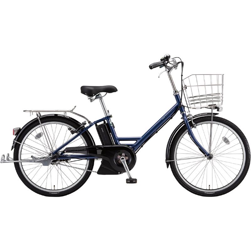 ブリヂストン 電動自転車 アシスタ ユニ プレミア A4PC38 PXサフアイヤブル 【2019年モデル】【完全組立済自転車】