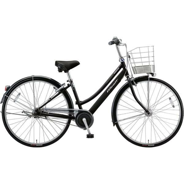 ブリヂストン シティサイクル自転車 アルベルト A65LB F.ピアノブラック 【2019年モデル】【完全組立済自転車】