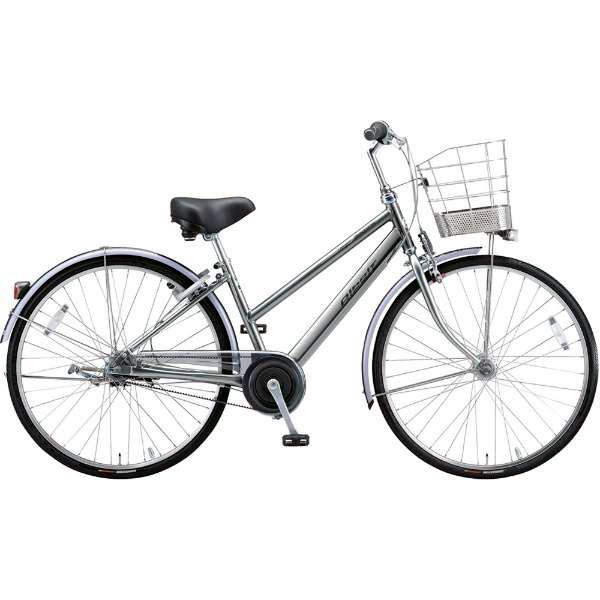 ブリヂストン シティサイクル自転車 アルベルトロイヤル A75SR M.スパークルシルバー 【2019年モデル】【完全組立済自転車】
