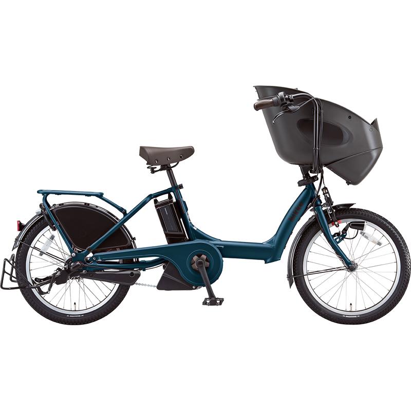 【防犯登録サービス中】ブリヂストン 電動自転車 ビッケポーラーe BR0C49 T.レトロブルー 【2019年モデル】【完全組立済自転車】