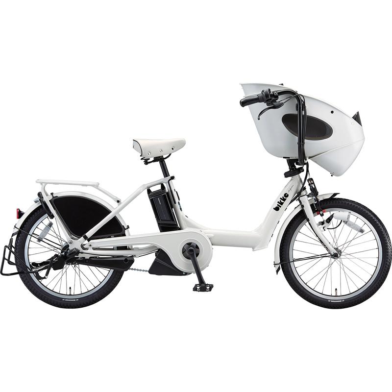 ブリヂストン 電動自転車 ビッケポーラーe BR0C49 E.BKホワイト 【2019年モデル】【完全組立済自転車】