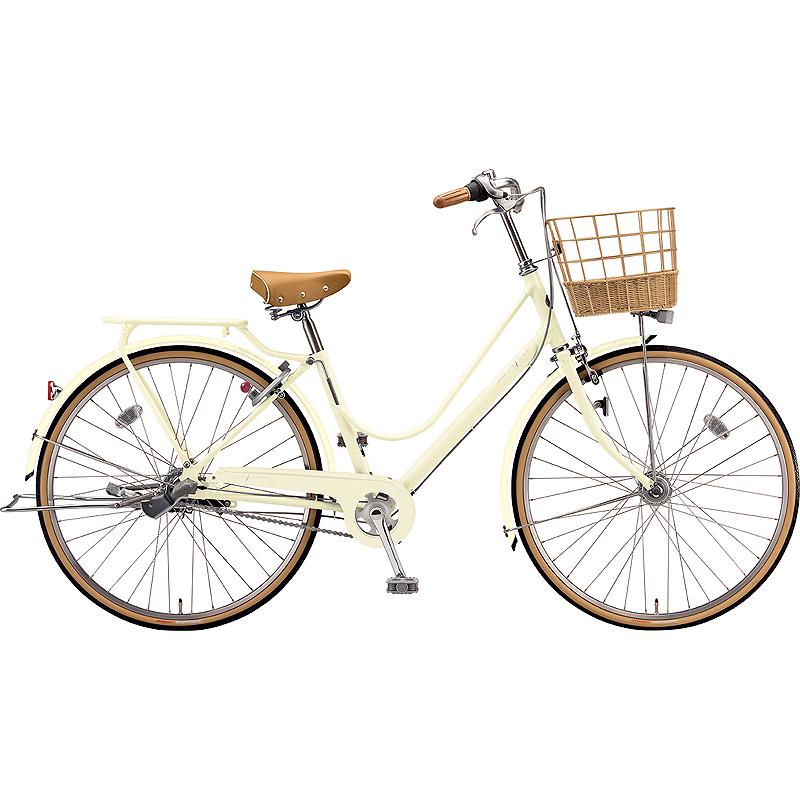 ブリヂストン シティサイクル自転車 カジュナスイートライン CS6TP E.Xエッグシェルベージュ 【2019年モデル】【完全組立済自転車】