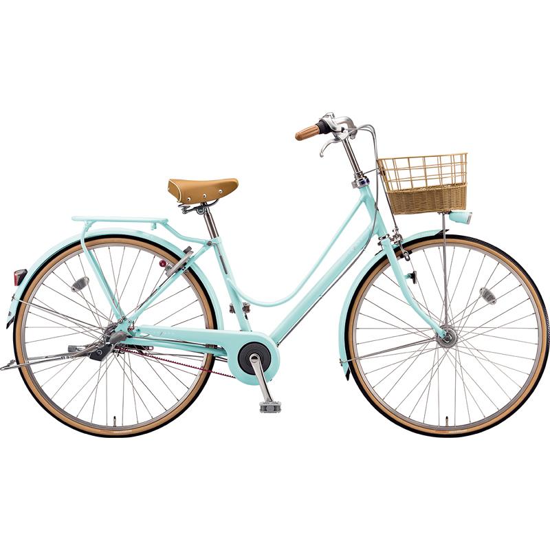 ブリヂストン シティサイクル自転車 カジュナスイートライン CS73B E.Xミストグリーン 【2019年モデル】【完全組立済自転車】