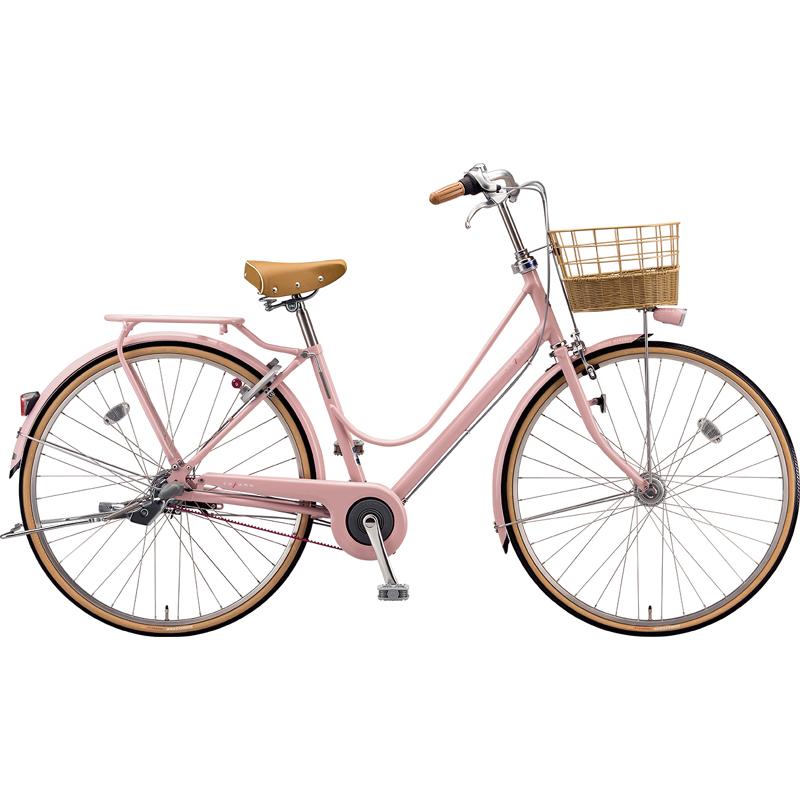 ブリヂストン シティサイクル自転車 カジュナスイートライン CS73B E.Xサンドピンク 【2019年モデル】【完全組立済自転車】