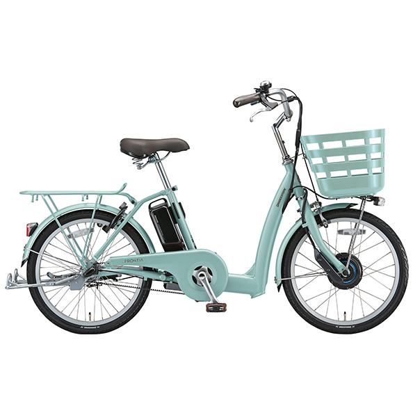 ブリヂストン 電動自転車 フロンティアラクット FK0B49 P.Xミスティミント 【2019年モデル】【完全組立済自転車】