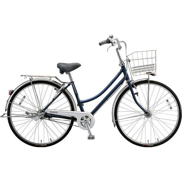 ブリヂストン シティサイクル自転車 ロングティーンベルト LT73LB P.Xサファイヤブルー 【2019年モデル】【完全組立済自転車】