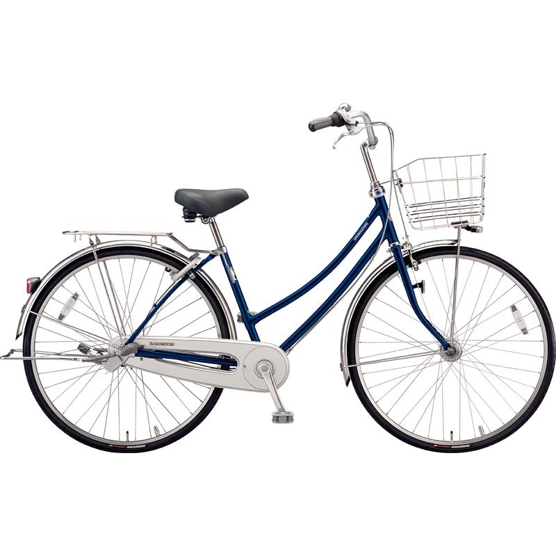 ブリヂストン シティサイクル自転車 ロングティーンDX LT7WTP P.Xサファイヤブルー 【2019年モデル】【完全組立済自転車】