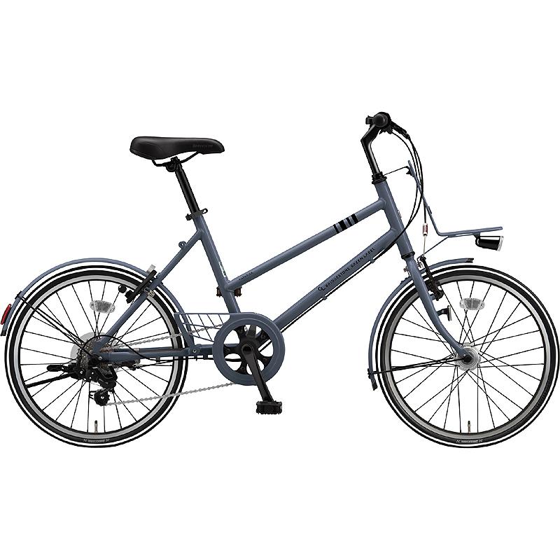 【防犯登録サービス中】ブリヂストン シティサイクル自転車 マークローザM7 MR07ST TXダークアツシユ 【2019年モデル】【完全組立済自転車】