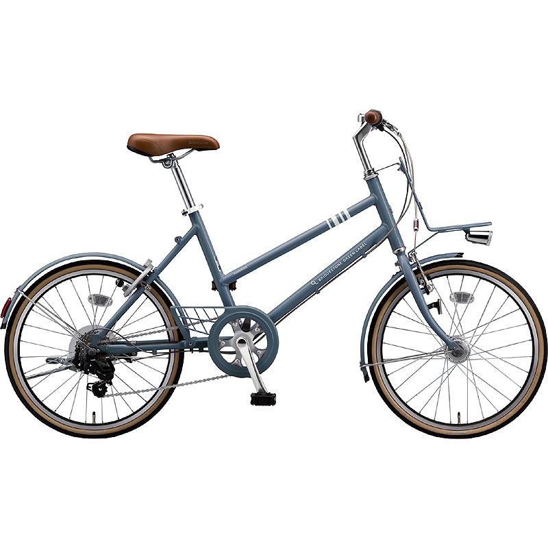 ブリヂストン シティサイクル自転車 マークローザM7 MR07ST TXグリンアツシユ 【2019年モデル】【完全組立済自転車】