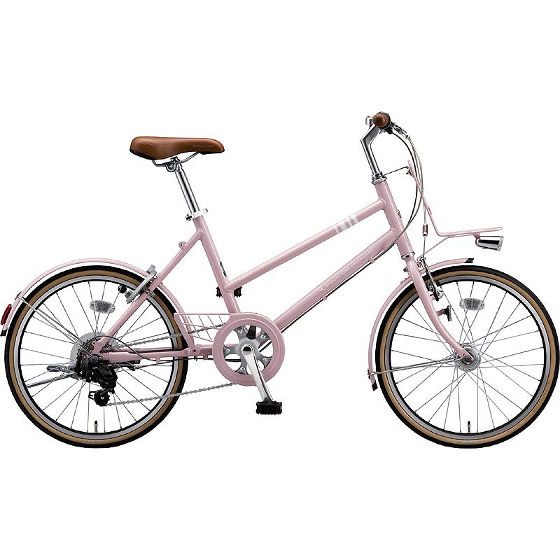 ブリヂストン シティサイクル自転車 マークローザM7 MR07ST EXサンドピンク 【2019年モデル】【完全組立済自転車】