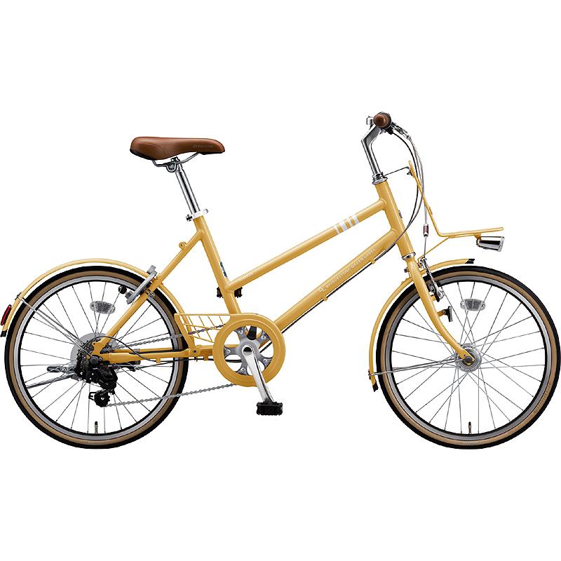 ブリヂストン シティサイクル自転車 マークローザM7 MR07ST EXヨークオレンジ 【2019年モデル】【完全組立済自転車】