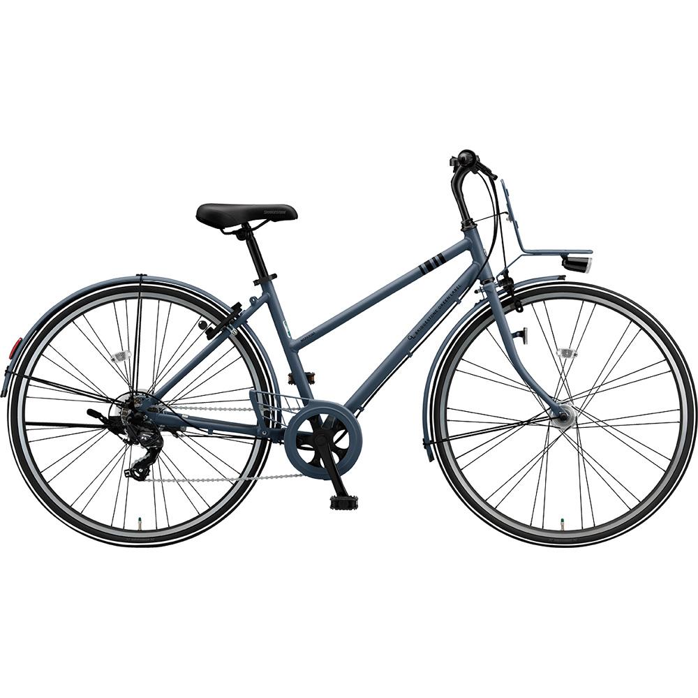 ブリヂストン クロスバイク マークローザ MRK67T TXダークアッシュ 【2019年モデル】【完全組立済自転車】