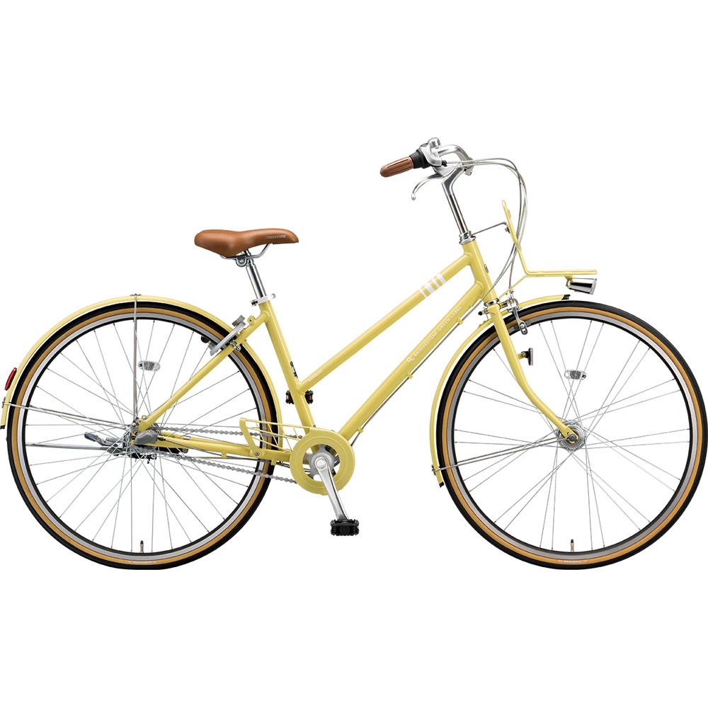 ブリヂストン シティサイクル マークローザ MRK73T E.Xヴィンテージイエロー 【2019年モデル】【完全組立済自転車】