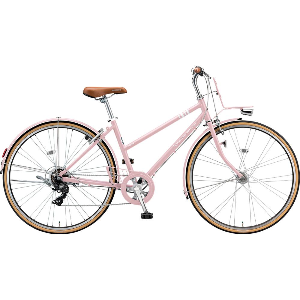 ブリヂストン クロスバイク マークローザ MRK77T EXサンドピンク 【2019年モデル】【完全組立済自転車】