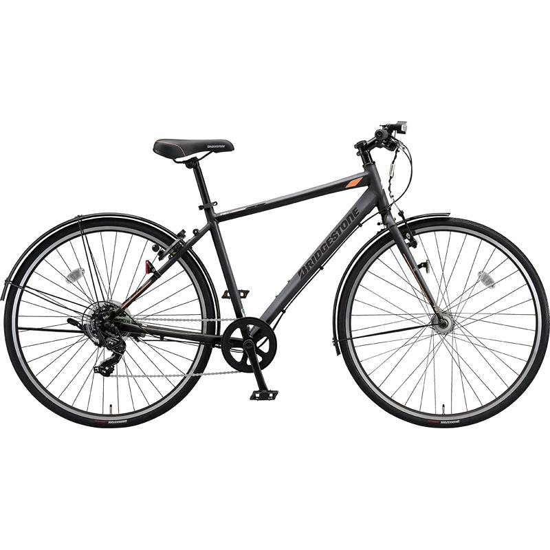 【防犯登録サービス中】ブリヂストン シティサイクル自転車 TB1 TB42 T.Xマットグレー 【2019年モデル】【完全組立済自転車】