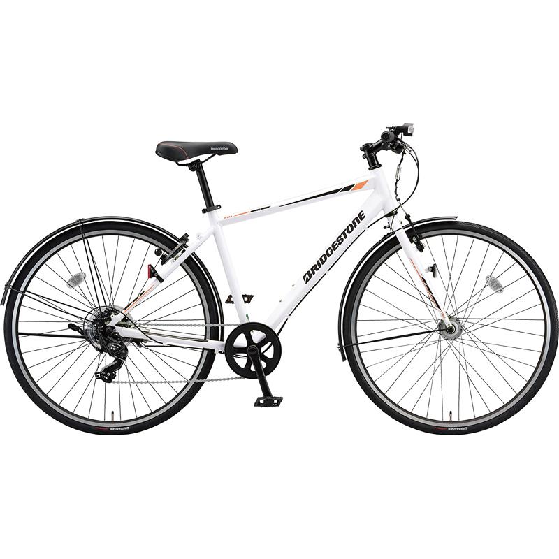 ブリヂストン シティサイクル自転車 TB1 TB42 P.Xスノーホワイト 【2019年モデル】【完全組立済自転車】