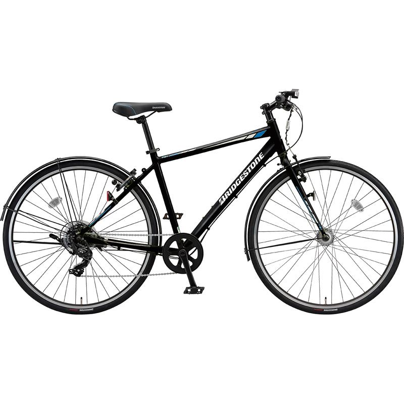ブリヂストン シティサイクル自転車 TB1 TB48 E.Xブラック 【2019年モデル】【完全組立済自転車】