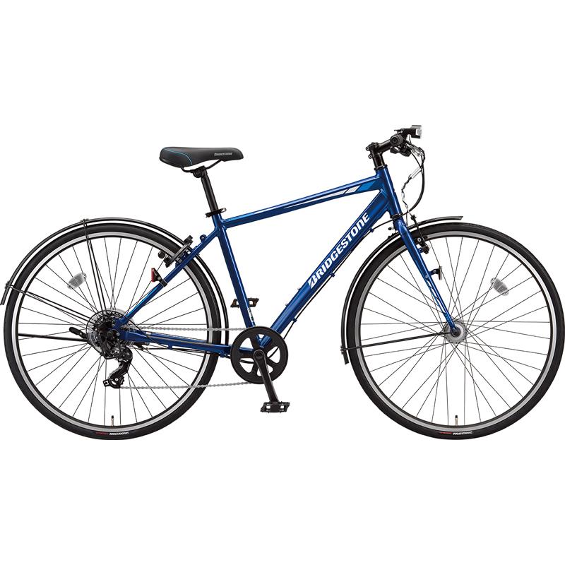 【防犯登録サービス中】ブリヂストン シティサイクル自転車 TB1 TB48 M.Xオーシャンブルー 【2019年モデル】【完全組立済自転車】