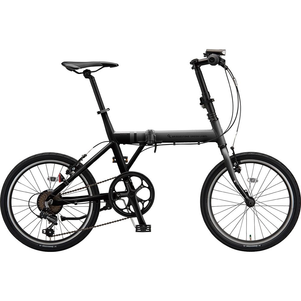 ブリヂストン クロスバイク シルヴァF YF6F20 マット&グロスブラック 【2019年モデル】【完全組立済自転車】