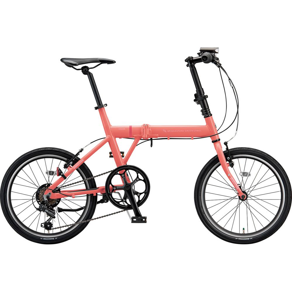 ブリヂストン クロスバイク シルヴァF YF6F20 EXアーバンコーラル 【2019年モデル】【完全組立済自転車】