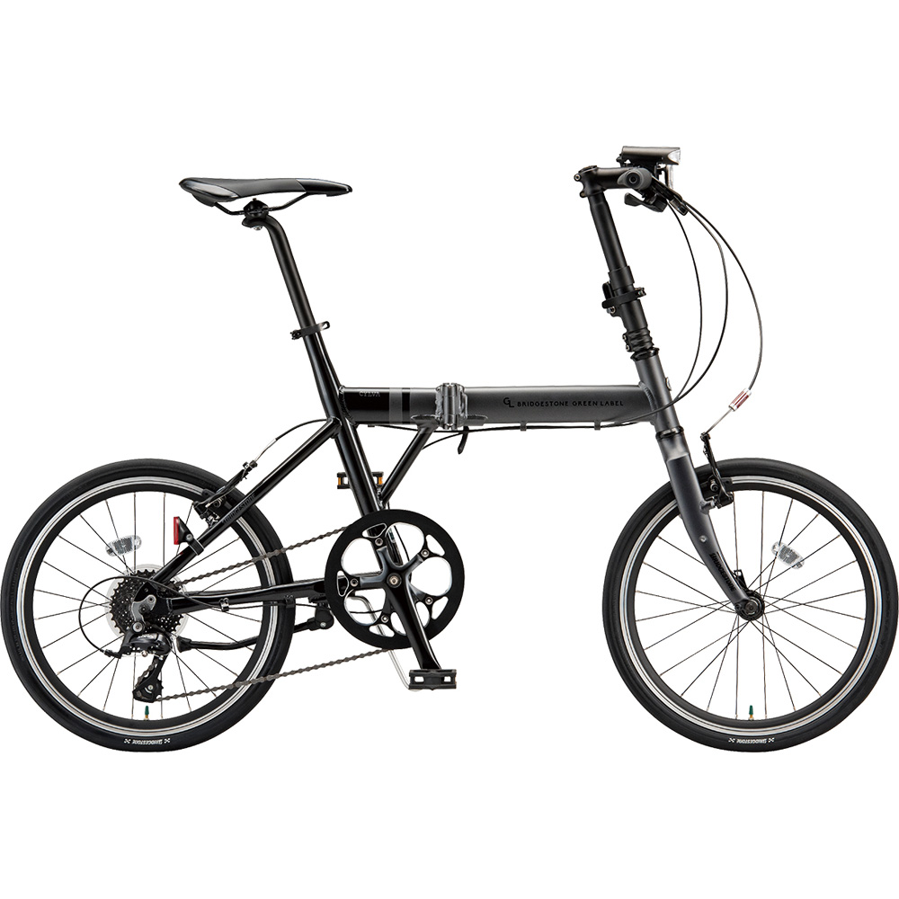 ブリヂストン クロスバイク シルヴァF YF8F20 マット&グロスブラック 【2019年モデル】【完全組立済自転車】
