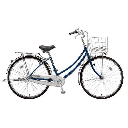 防犯登録付き 送料無料 ブリヂストン 自転車 ロングティーン LG73WT PXサファイヤブルー 【2020年モデル】【完全組立済自転車】