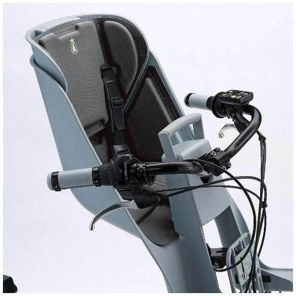 パーツ3 980円 税込 以上で送料無料 沖縄 離島は除く メーカー純正品 正規代理店品 ブリヂストン bikke グリ シートクッションのみです モブ用 B403560DG1 クッション FBIK-K フロントチャイルドシート 自転車用品 正規逆輸入品 おすすめ ダークグレー
