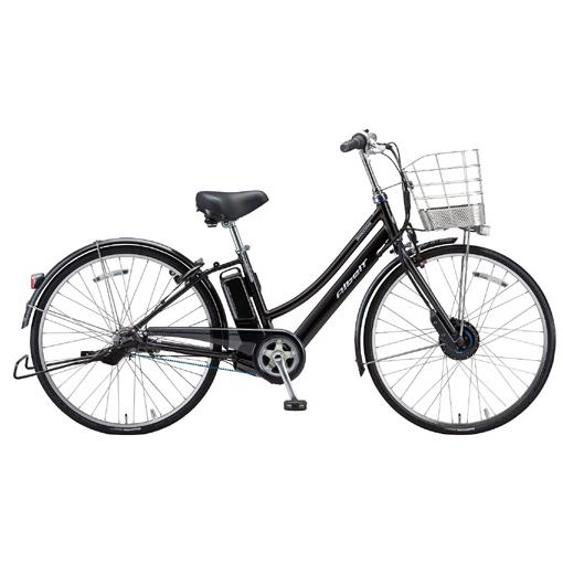 【防犯登録サービス中】ブリヂストン 電動自転車 アルベルトe AL7B49 T.アンバーブラック 【2019年モデル】【完全組立済自転車】