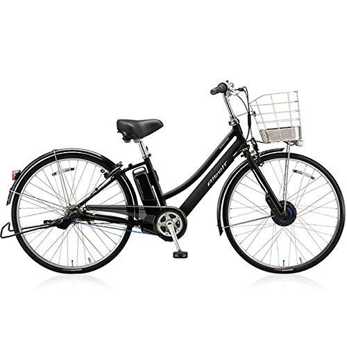 【防犯登録サービス中】ブリヂストン 電動自転車 アルベルトe AL6B49 T.アンバーブラック 【2019年モデル】【完全組立済自転車】