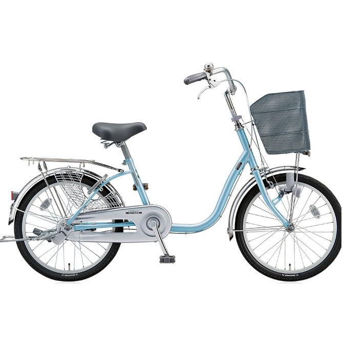 ブリヂストン シティサイクル シティーノ ミニ CT20M M.Xブリアスカイ 20インチ ダイナモランプ 【2017年モデル】【完全組立済自転車】