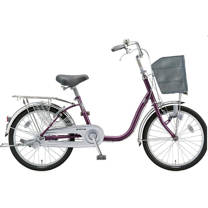 ブリヂストン シティサイクル シティーノ ミニ CT20M P.Xベリーパープル 20インチ ダイナモランプ 【2017年モデル】【完全組立済自転車】