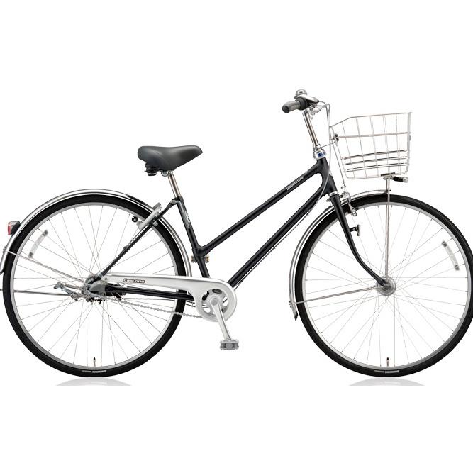 ブリヂストン シティサイクル キャスロングDX チェーンS型モデル CD63SP P.クリスタルブラック 26インチ3段変速 【2018年モデル】【完全組立済自転車】