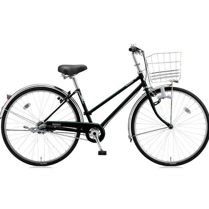 ブリヂストン シティサイクル スクリッジ S型 SR60S E.Xブラック 26インチ変速なし ダイナモランプ 【2018年モデル】【完全組立済自転車】