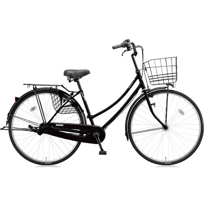 ブリヂストン シティサイクル スクリッジ W型 SR63WT E.Xブラック/BK 26インチ3段変速 点灯虫ランプ 【2018年モデル】【完全組立済自転車】