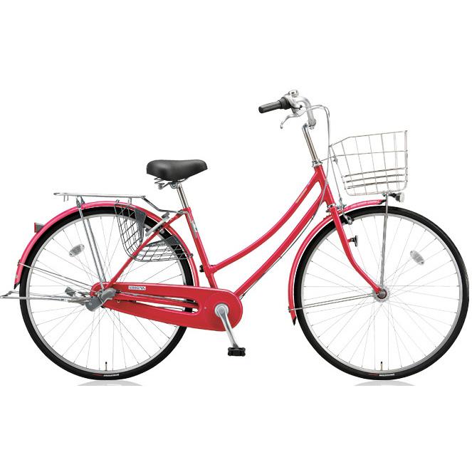 ブリヂストン シティサイクル スクリッジ W型 SR63WT E.Xチェリーローズ 26インチ3段変速 点灯虫ランプ 【2018年モデル】【完全組立済自転車】, オンラインショップ boulee:3bb6370e --- kanazuen-club-l.jp