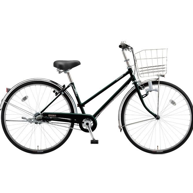 ブリヂストン シティサイクル スクリッジ S型 SR73S E.Xブラック 27インチ3段変速 ダイナモランプ 【2018年モデル】【完全組立済自転車】