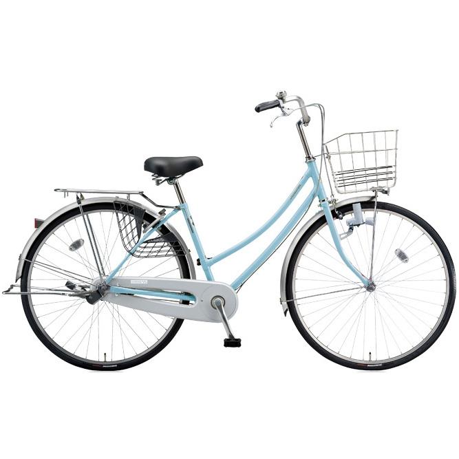 ブリヂストン シティサイクル スクリッジ W型 SR73W M.Xブリアスカイ 27インチ3段変速 ダイナモランプ 【2018年モデル】【完全組立済自転車】