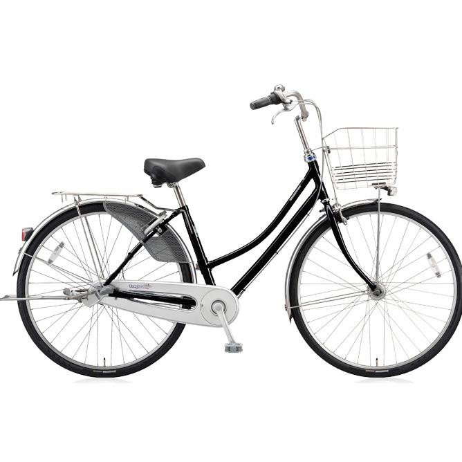 ブリヂストン シティサイクル タフループ TF63TP E.Xブラック 26インチ3段変速 【2018年モデル】【完全組立済自転車】