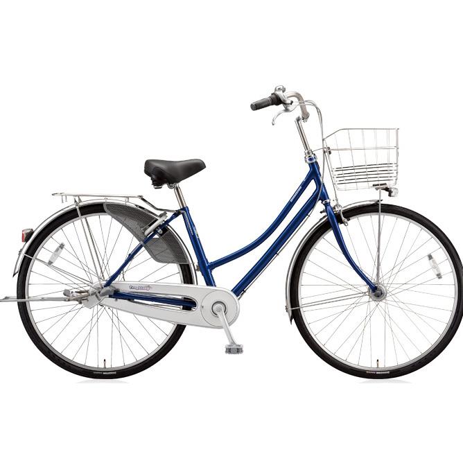 ブリヂストン シティサイクル タフループ TF63TP M.Xオーシャンブルー 26インチ3段変速 【2018年モデル】【完全組立済自転車】