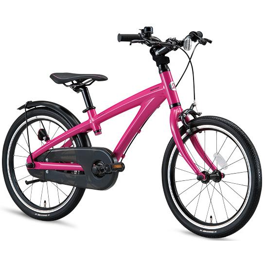 ブリヂストン キッズ用自転車 レベナ(LEVENA) LV186 ピンク 【2016年モデル】【完全組立済 自転車】